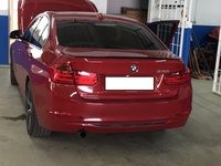 BMW 3-Series, 2012, PCX