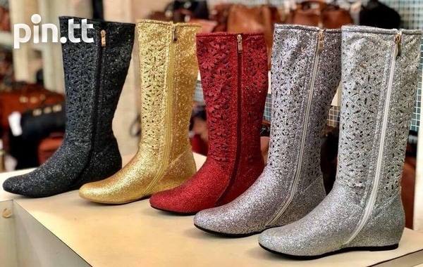 Unisex party events boots-2