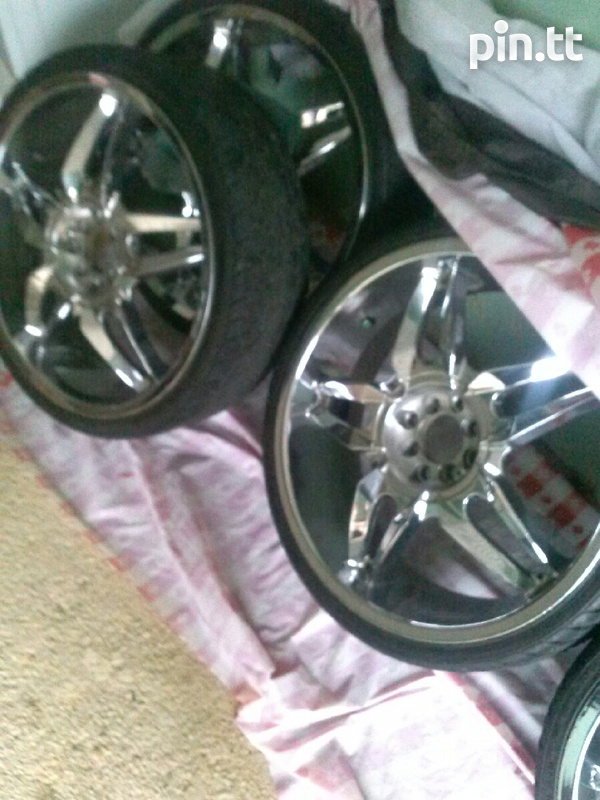 Status Chrome Rims 20in-3