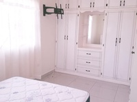 1 bedroom with shared facilities