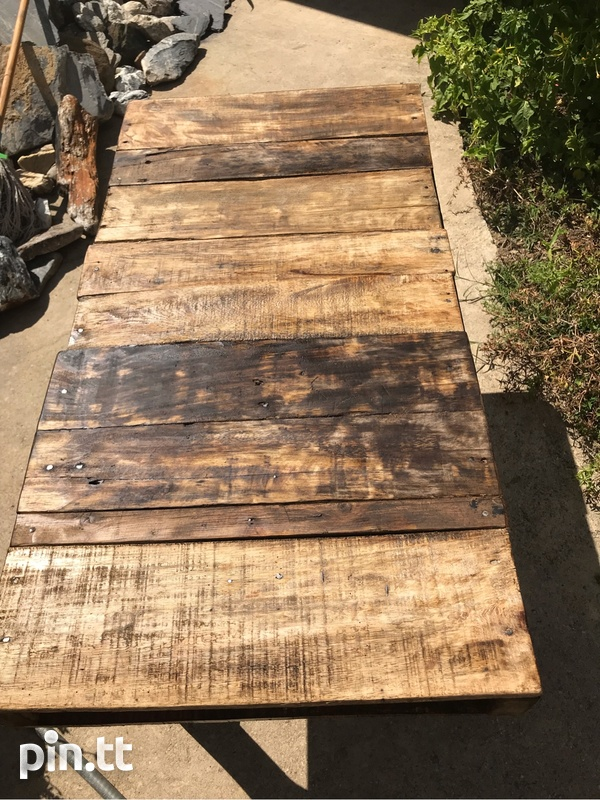Wooden table-1