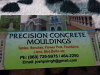 Concrete Mouldings