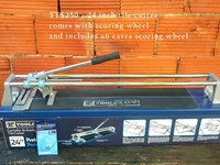 24 inch Tile Cutter by Toolcraft