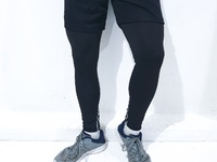 Men's Black Compressions