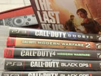 Call Of Duty and Last Of Us bundle