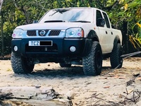 Nissan Frontier, 2013, TCZ