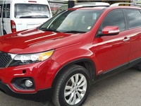 Kia Sorento, 2011, Leather