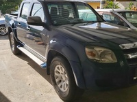 Mazda BT-50 Pickup, 2007, TCC