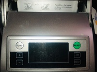 Money Counter with UV And Counterfeiting Detection