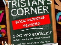 Book papering service