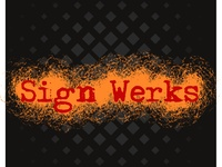 Signs and sign repairs
