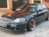 Honda Civic, 2000, PBT