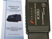 OBD2 Vehicle Diagnostics scanner