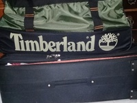 Timberland Duffle/ suitcase