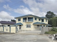 Sangre Grande - Brand New 4-Bedroom Home