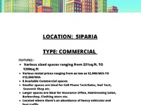 Commercial Siparia