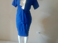 Women's casual work suits 3pc set