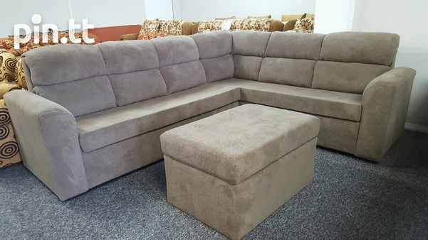 Orchid Living Room Sectional