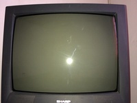20 inch Sharp Color TV