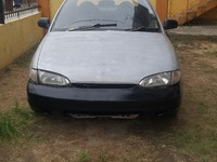 Hyundai Accent, 1995, PBA