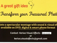 Great Christmas Gift Idea - Transform your Treasured Photos