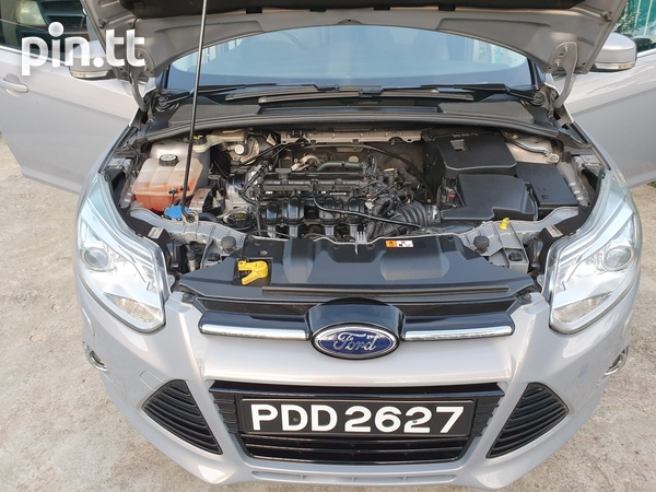 Ford Focus, 2014, PDD-1
