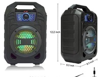 Bluetooth speaker usb..micro sd card ..radio