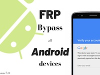 FRP bypass for all phones