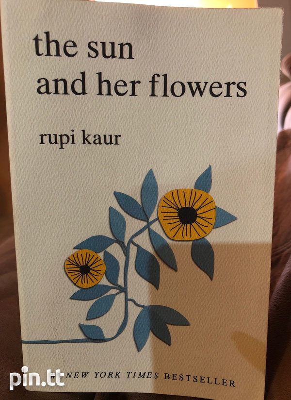 The sun in her flowers by rupi kaur
