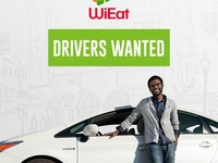 Drivers for Food, Grocery or Pharmacy Delivery