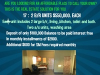Longdenville Apartments with 2 Bedrooms
