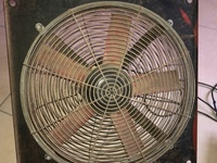 4 Commercial high velocity extractor fans...18 inches..used