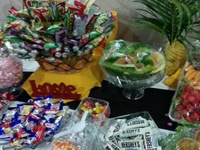 Customised Candy Buffets