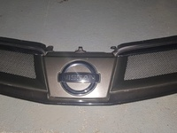 Tiida front grill