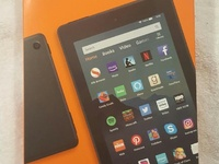 Kindle Fire 7 Tablet 9th Gen with Smart Case