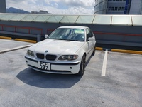 BMW 3-Series, 2004, PCF