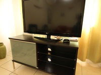 LG 42 inch TV, Excellent Condition. Free DVD Player.