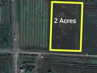Caroni 2-Acre Agricultural land
