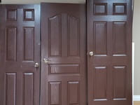 Household Doors with locks
