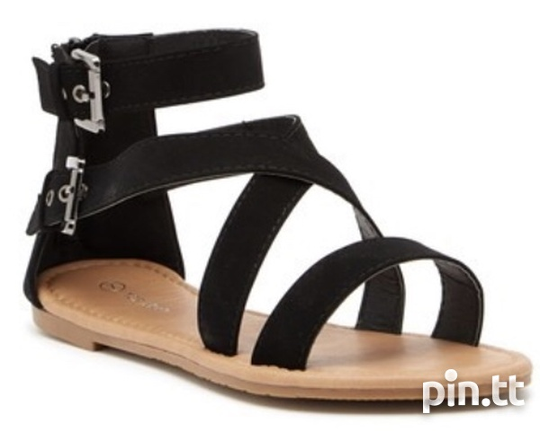 Strappy Sandals --1