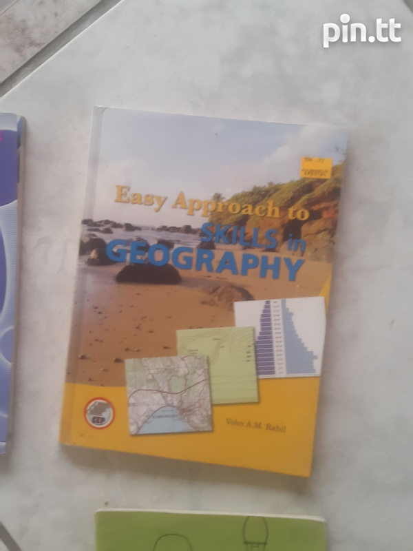 Easy Approach Skills in Geography