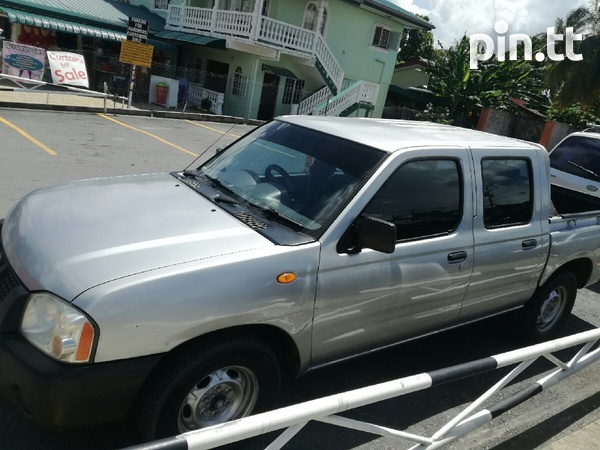 Nissan Frontier, 2006, TCB-3