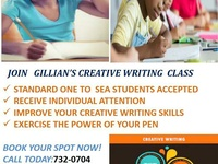 Improve Your Creative Writing and English Language Skills