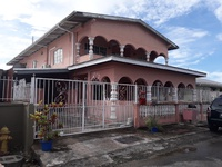 COUVA spacious 6-bedroom, 2-storey house