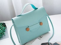 Beautiful blue cross body bag. For your daily wear