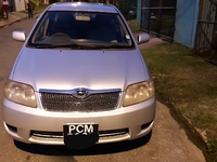 Toyota Fielder Wagon, 2006, PCM