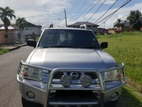 Nissan Frontier, 2004, TBX