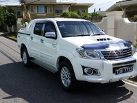 Toyota Hilux, 2015, PDH