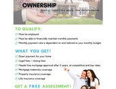 5 Year Pathway To Home Ownership