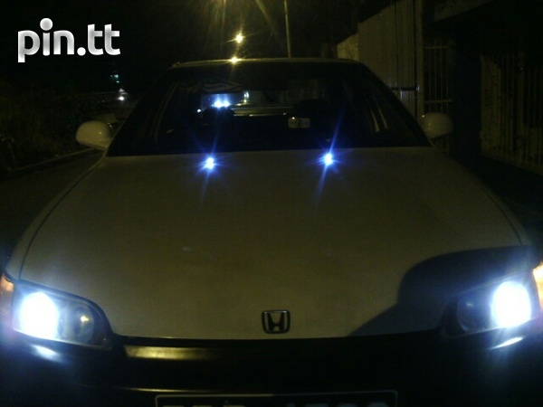 Honda Civic, 2005, PBD-4